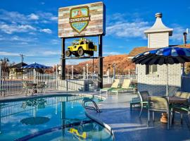 Expedition Lodge, motel in Moab