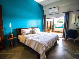 isel magic hotel, hotel in Bacalar