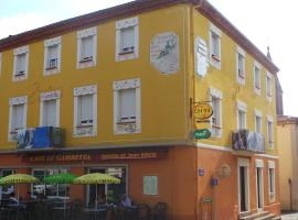 Hotel Le Gambetta, hotel in Carmaux