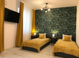 Apartamenty Brzeska 10 – hotel w Warszawie
