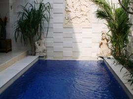 PONDOK JAWA- Private Villa, Matahari lane, villa in Legian