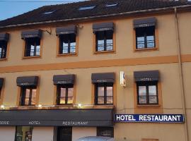 RELAIS LE PETIT FOSSARD, hotel near Senonais Golf Course, Le Petit-Fossard