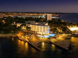 Hotel Sol Sipar for Plava Laguna, hotel with pools in Umag