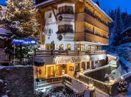Hotel Ehrenreich, hotel in Sankt Anton am Arlberg