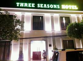 Three Seasons Hotel, hotel in Yangon