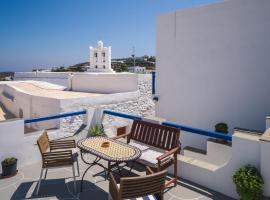 GIAMAKI APARTMENTS, hotel in Sifnos