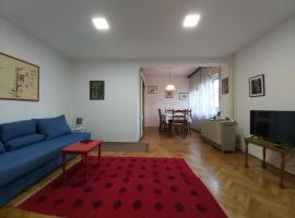 Apartmani stan na dan Tadić, hotel u gradu Šabac