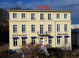 Hotel Altberesinchen, hôtel à Francfort-sur-l'Oder