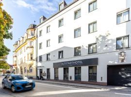 Altstadthotel, отель в Ингольштадте