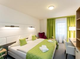 Hotel Stadtfeld, hotel in Magdeburg