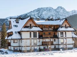 Royal Hill Residence, apartment in Zakopane