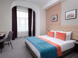 Station Hotel Premier V18, отель в Санкт-Петербурге