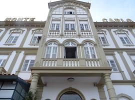 Hotel Monte Carlo, hotel near Cathedral of Funchal, Funchal