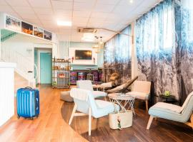 ibis Styles Marseille Centre Prado Castellane, hotel near Parc du Roy d'Espagne, Marseille