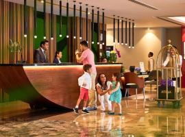 Mercure Hotel Apartments Dubai Barsha Heights, apartment in Dubai