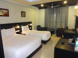 Pride Ananya Resorts, accessible hotel in Puri