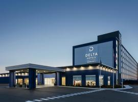 Delta Hotels by Marriott - Indianapolis Airport, hotel in Indianapolis