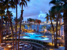 Coronado Island Marriott Resort & Spa, resort in San Diego