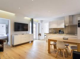 Quiet architect flat Capitole Square at the heart of Toulouse - Welkeys, appartement à Toulouse