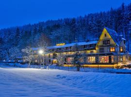 Hotel Waldmühle, Hotel in Zella-Mehlis