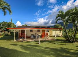 Malolo Cottage home, hotel in Hanalei