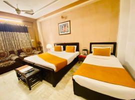 Hotel Meenakshi Udaipur, отель в Удайпуре
