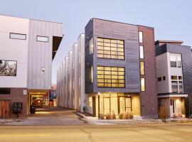 Sonder — Zuni Studios, apartment in Denver
