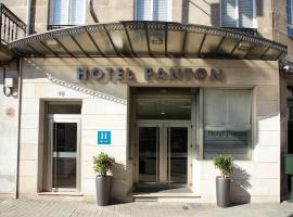 Hotel Pantón, hotel en Vigo