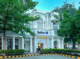 Radisson Blu Marina Hotel Connaught Place, hotel in New Delhi