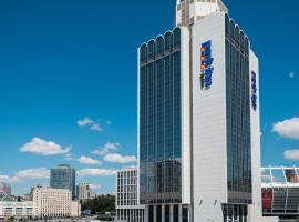 Park Inn by Radisson Kyiv Troyitska, hotel in Kiev