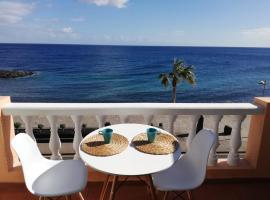 Apartamento Frente al mar con amaneceres, hotel en Candelaria