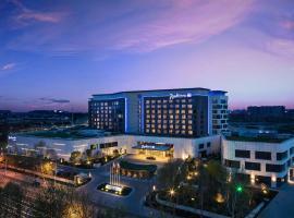 Radisson Blu Zhengzhou Huiji, hotel in Zhengzhou
