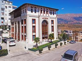 Hotel Vila Sharm, hotel in Gjirokastër