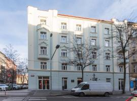 Lampi Hotel Prague, отель в Праге