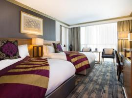 Crowne Plaza London - The City, an IHG Hotel, hotel near St Paul's Cathedral, London
