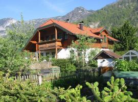 Ferienwohnung Am Pflanzgarten, hotel in Ebensee
