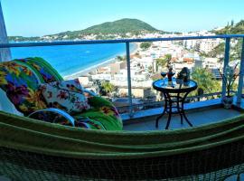 Residencial Jardim dos Beija- Flores, apartment in Bombinhas