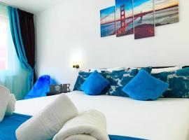Simina Stylish Space @ 1 km to Palas Mall, hotel in Iaşi