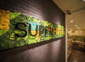 Super Hotel Midosujisen Esaka, hotel near Itami Airport - ITM, Suita