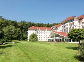 Best Western Plus Parkhotel Maximilian Ottobeuren, Hotel in der Nähe vom Flughafen Memmingen - FMM, Ottobeuren