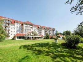 Best Western Plus Parkhotel Maximilian Ottobeuren, hotel in zona Aeroporto di Memmingen - FMM, Ottobeuren