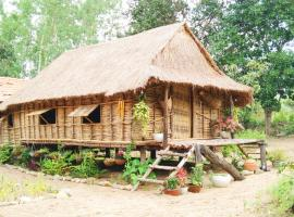 Chơn Như Farmstay Healing Retreat, spa hotel in Tuy Hoa