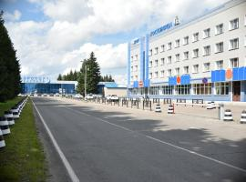 Гостиница Аэропорт, отель в Барнауле