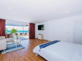 Coral Cove Beachfront Villa - Hotel Managed, villa in Ko Chang