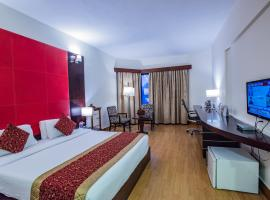 The South Park Hotel, hotel in Trivandrum