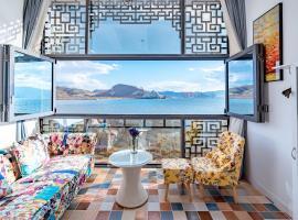 Dali Luzhoufan Seaview Hotel, hótel í Dali