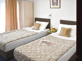 Hotel Slavija, отель в Белграде