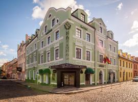 National Hotel, Hotel in Klaipėda