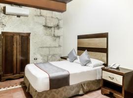 Zapata Plaza & Hotel, hotel en Linares