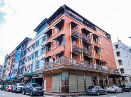 Hotel Five 2, budget hotel in Kota Kinabalu